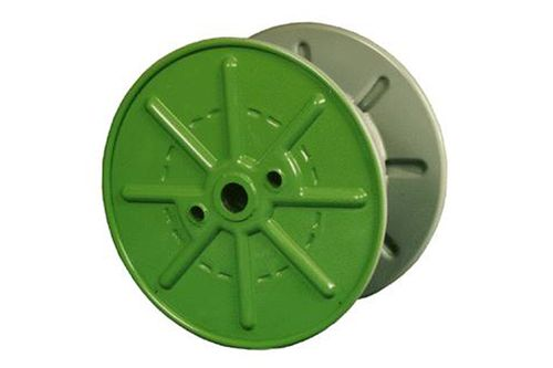 Metal Spools - Green